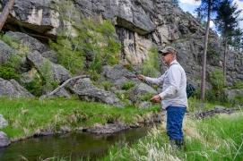fly fishing in south datoka