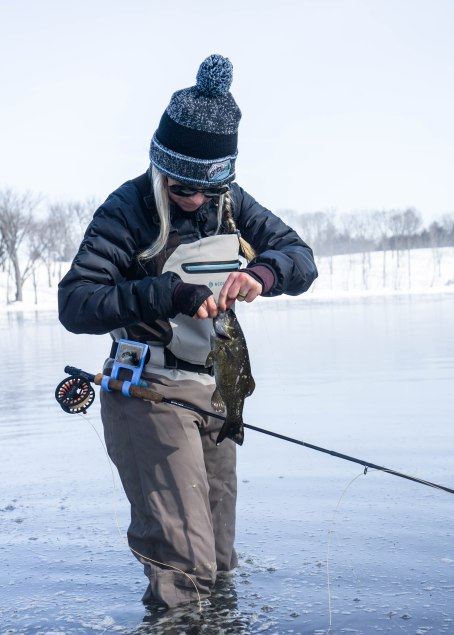 O'Pros, O'Pros Dragon Fly, Smallmouth bass, Smallmouth bass fly fishing, fly fishing Mississippi River